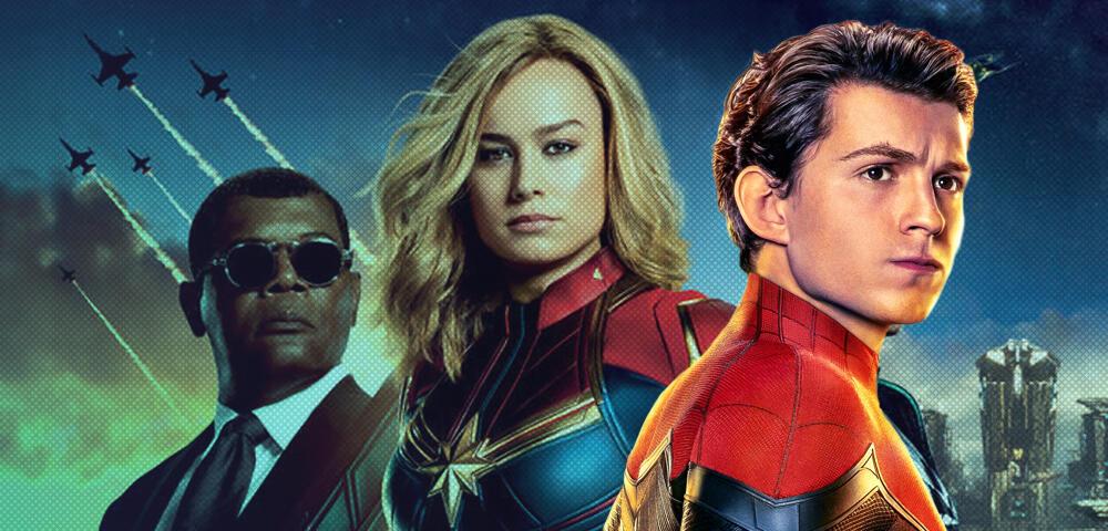 Spider-Man hätte fast eine noch größere Captain Marvel-Verbindung gehabt
