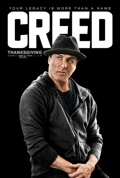 Creed - Rocky's Legacy mit Sylvester Stallone