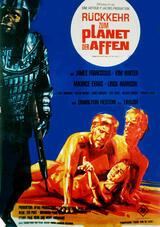 Rückkehr zum Planet der Affen - Poster