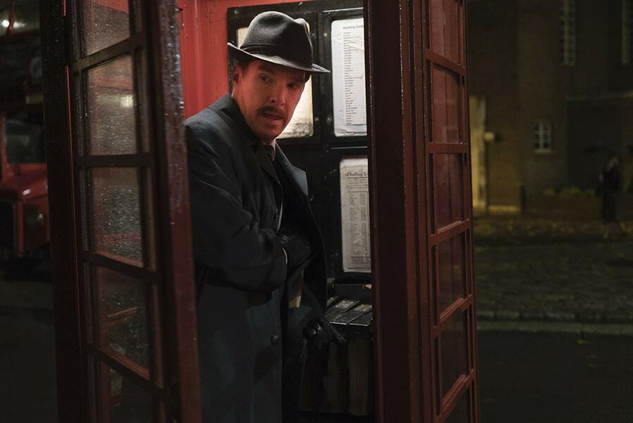Ironbark mit Benedict Cumberbatch