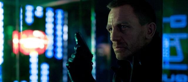 Daniel Craig wird jetzt noch überlebensgrößer