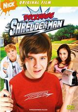 Deckname Shredderman - Poster