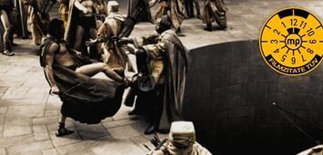 Bild zu:  Das ist Sparta!