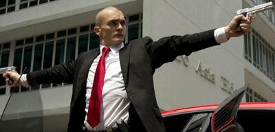 Rupert Friend in Hitman: Agent 47