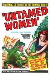 Insel der unberührten Frauen - Poster