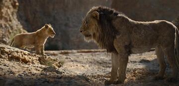 Disney-Remake mit naturgetreuen Tieren