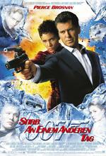 James Bond 007 - Stirb an einem anderen Tag Poster