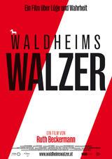 Waldheims Walzer - Poster