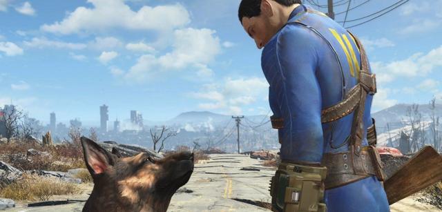 Fallout 4 ist das Spiel des Jahres bei den DICE-Awards