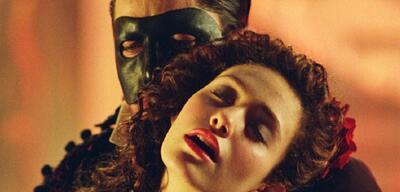 Gerard Butler und Emmy Rossum in Phantom der Oper
