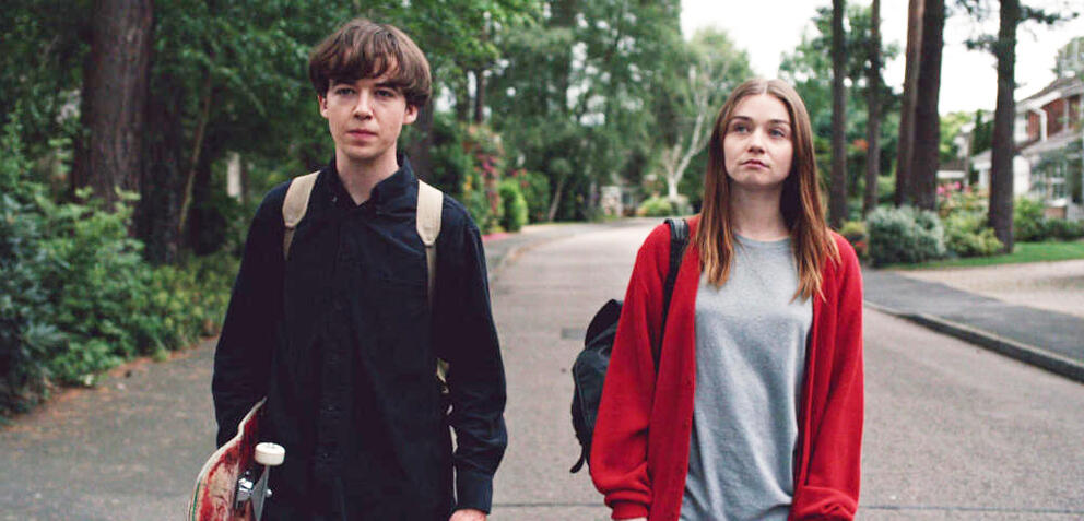 The End Of The F *** Ing World Staffel 2
