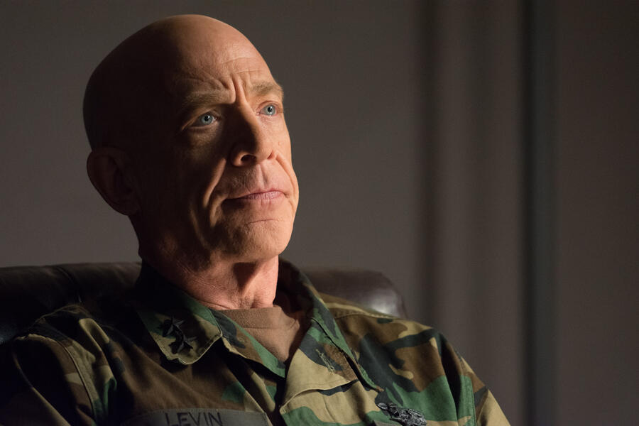 Renegades - Mission of Honor  mit J.K. Simmons