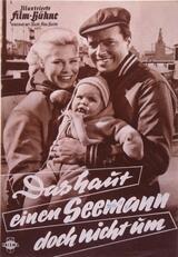 Das haut einen Seemann doch nicht um - Poster
