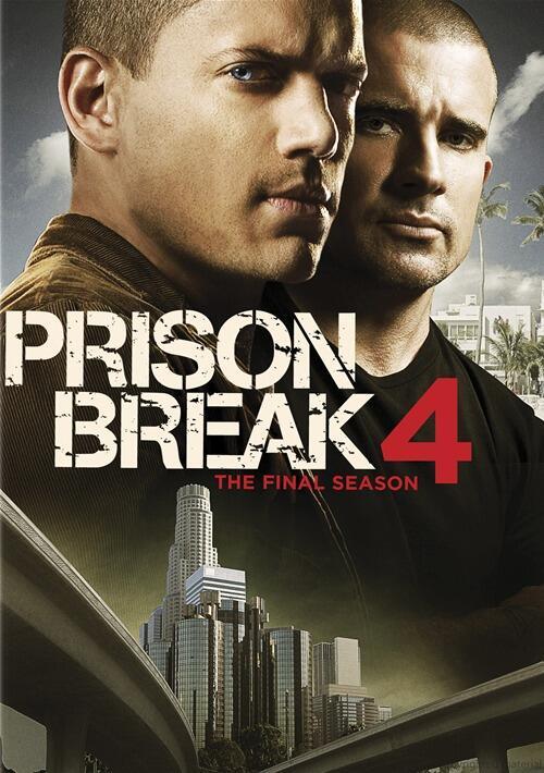 4 Staffel Prison Break