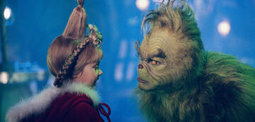 Der Grinch mit JIm Carrey