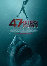 47 Meters Down: Uncaged - Poster