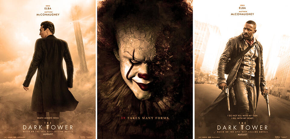 Stephen King-Adaptionen 2017