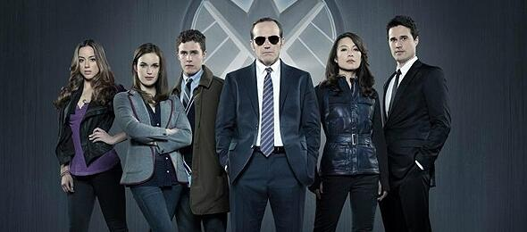 Die Agents of S.H.I.E.L.D.