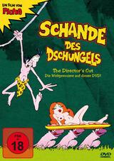 Schande des Dschungels - Poster