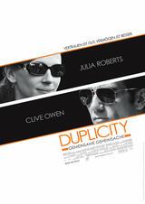 Duplicity - Gemeinsame Geheimsache - Poster