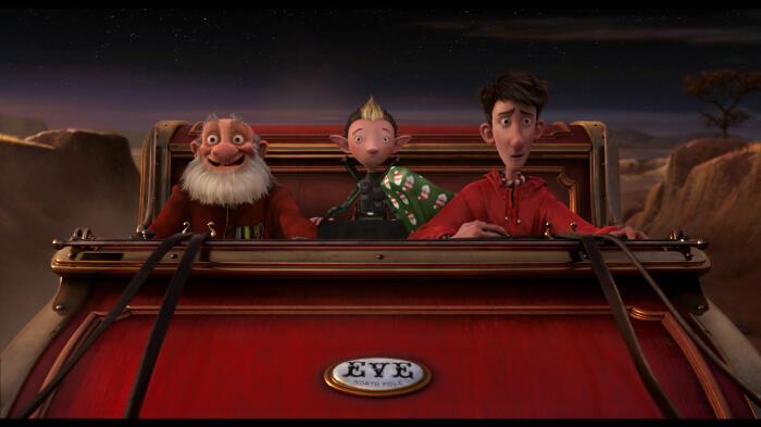 Arthur Weihnachtsmann - Bild 13 von 18