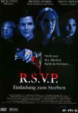 R.S.V.P. - Einladung zum Sterben - Poster