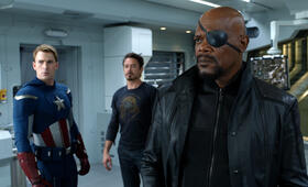 Marvel's The Avengers mit Robert Downey Jr., Samuel L. Jackson und Chris Evans - Bild 58