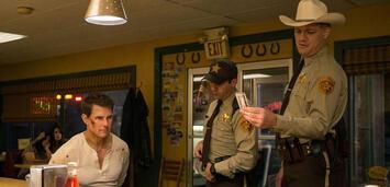 Bild zu:  Tom Cruise inJack Reacher 2 - Kein Weg zurück