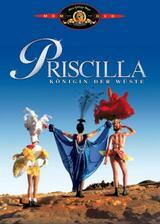 Priscilla - Königin der Wüste - Poster