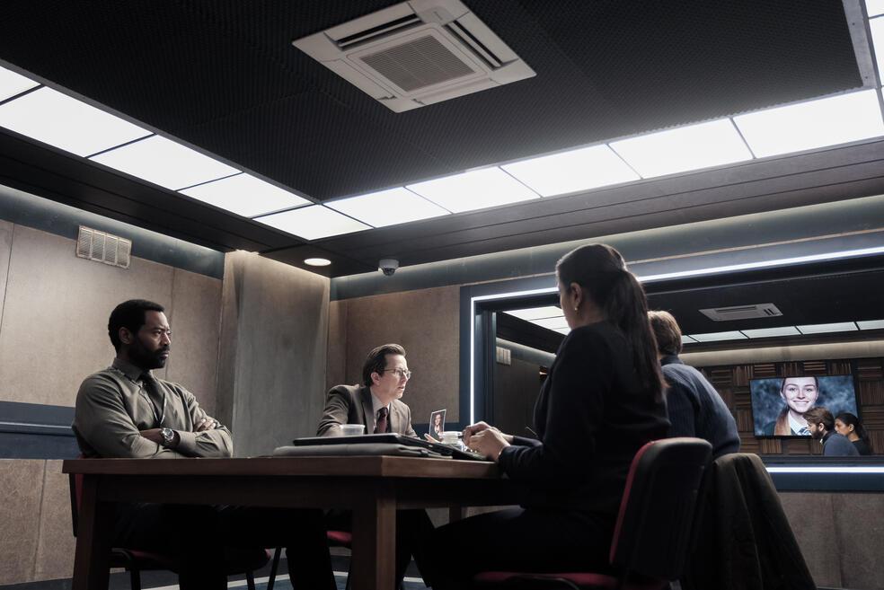 Criminal: Vereinigtes Königreich, Criminal: Vereinigtes Königreich - Staffel 1