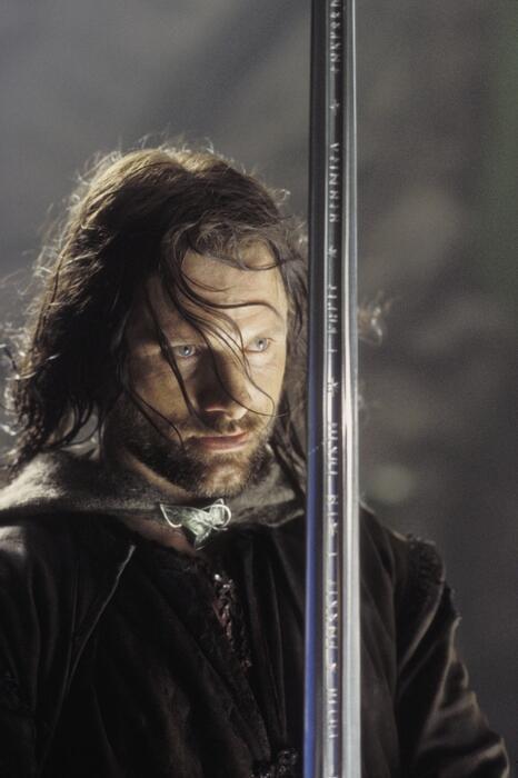 Der Herr der Ringe: Die Rückkehr des Königs mit Viggo Mortensen