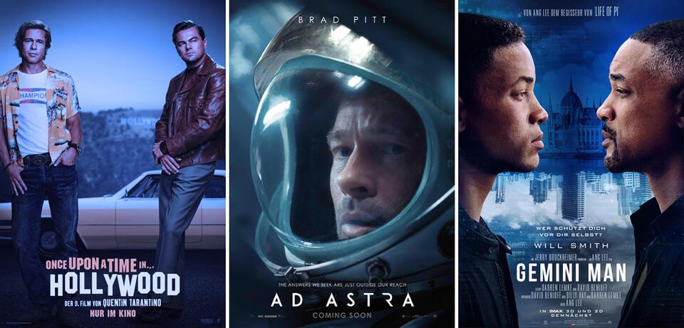 Film-Highlights bis Ende 2019