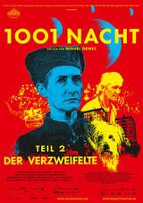 1001 Nacht - Teil 2: Der Verzweifelte - Poster