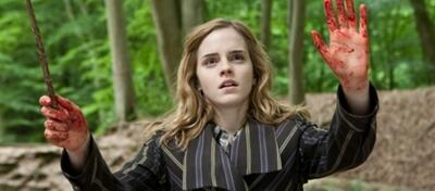Emma Watson in Harry Potter und die Heiligtümer des Todes