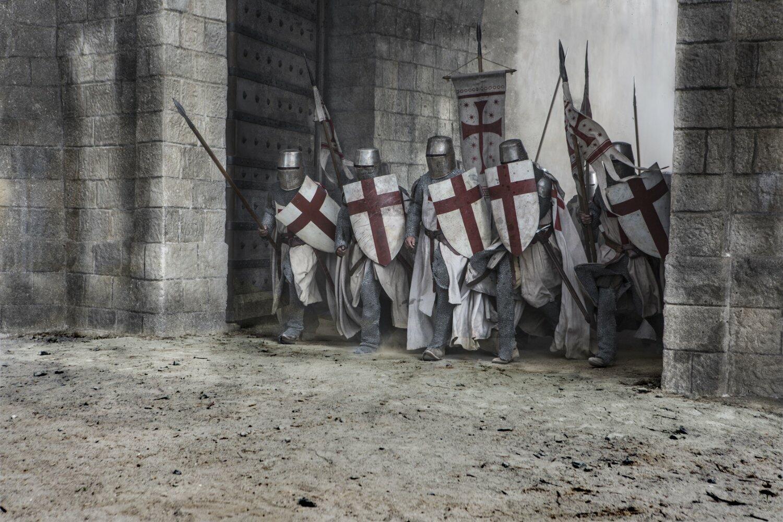 Knightfall Staffel 1