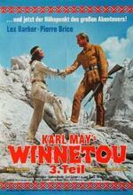 Winnetou III Poster