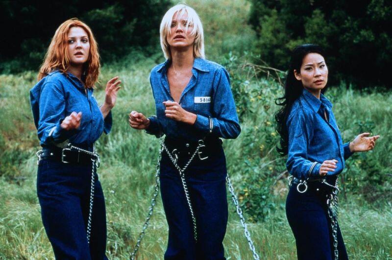 3 Engel für Charlie mit Cameron Diaz, Drew Barrymore und Lucy Liu
