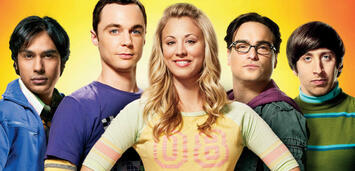 Bild zu:  The Big Bang Theory