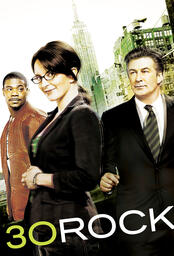 30 Rock - Poster