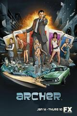 Archer - Poster