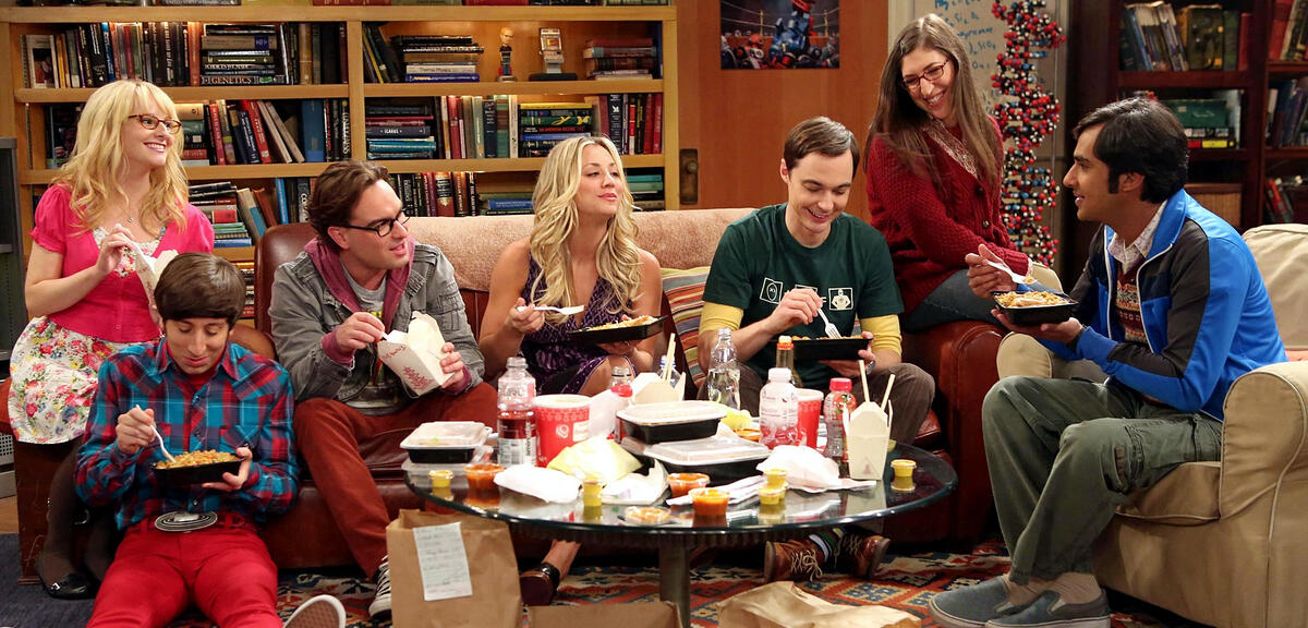 Big Bang Theory Staffel 9 Online