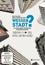 Wessen Stadt? - 25 Jahre Kampf um Berlins Stadtarchitektur - Poster