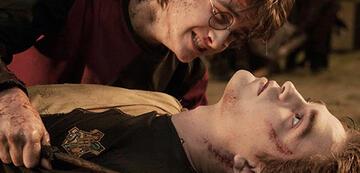 Harry Potter mit totem Cedric: Echte oder geheuchelte Trauer