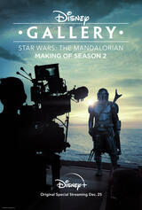 Disney Galerie: The Mandalorian - Staffel 2 - Poster