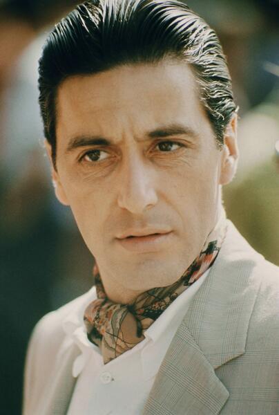 Al Pacino in Der Pate II
