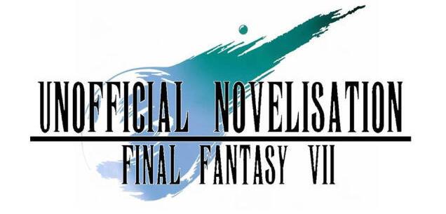 Geschichte von FF VII als inoffizielles Buch