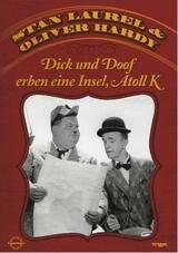 Dick und Doof erben eine Insel - Poster