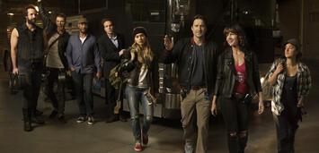 Bild zu:  Der Cast von Roadies