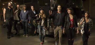 Der Cast von Roadies