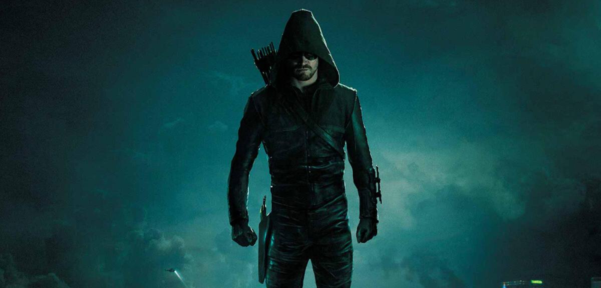 Arrow Staffel 5 Folge 8